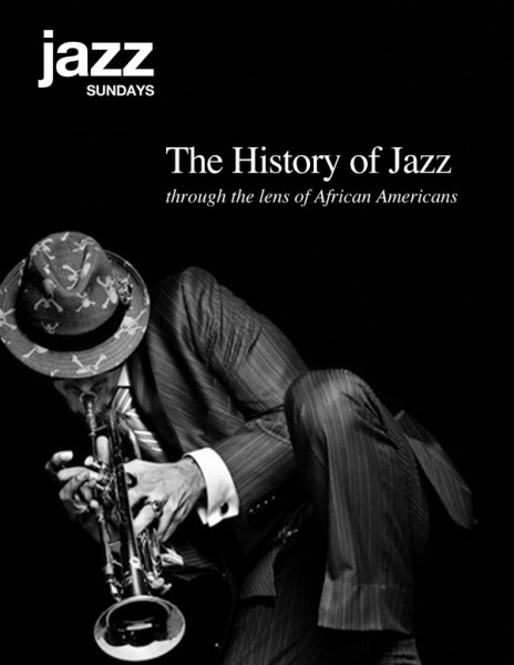 Shadow Theatre Company Jazz Sundays History of Jazz Campaign