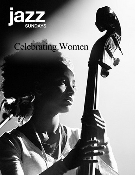 Shadow Theatre Company Jazz Sundays campaign women in jazz