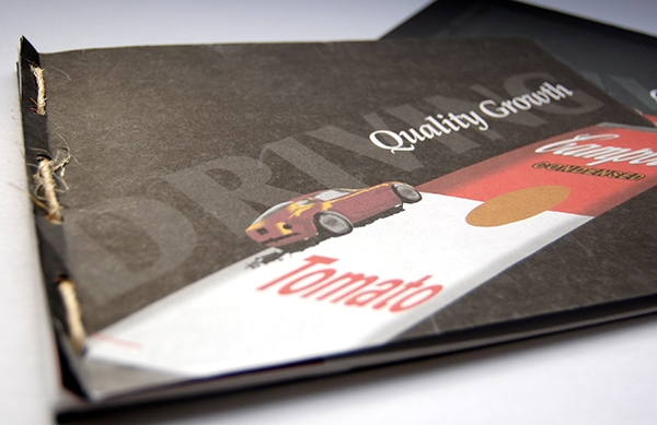 Campbell's Soup Upclose Annual Report
