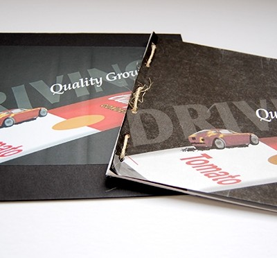 Campbell's Soup cover design and full annual report
