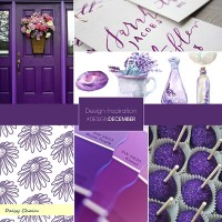 Design Inspiration Purple