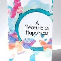 A Measure of Happiness Card Front