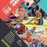 Denver Chalk Festival Flyer