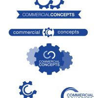 American Furniture Warehouses Commercial Concepts 5 logo ideas