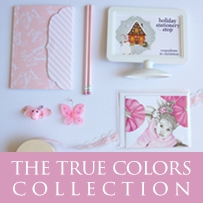 True Colors Collection Ad Pink