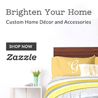 Zazzle Home Decor Banner