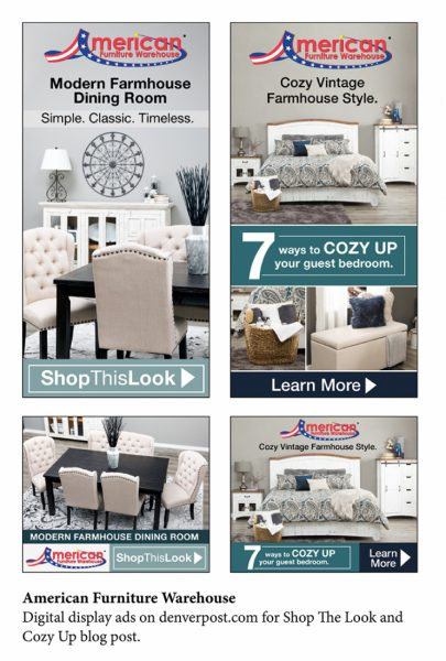 AFW Vintage Farmhouse digital display ads