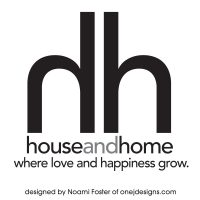 House and Home logo design #4