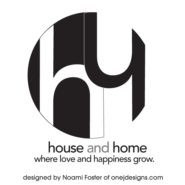 House and Home logo design #5